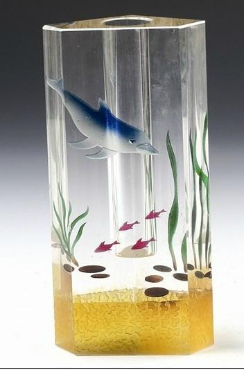 水晶花瓶 1