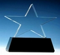 Crystal trophy, crystal awards, crystal crafts 12