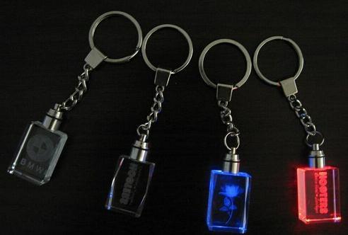 Crystal Keychain,LEDKeychain 10