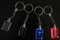 水晶钥匙扣,LED钥匙扣,激光内雕钥匙扣 10