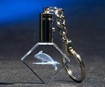 Crystal Keychain,LEDKeychain 12