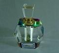 水晶香水瓶,水晶礼品