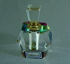 水晶香水瓶,水晶禮品