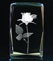 3D激光內雕水晶工藝品,水晶獎牌,水晶方體 15