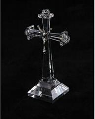水晶十字架
