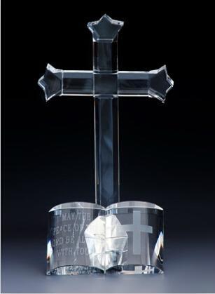 Crystal Cross 14