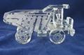 Crystal airplane model,Crystal car model,Crystal model 3
