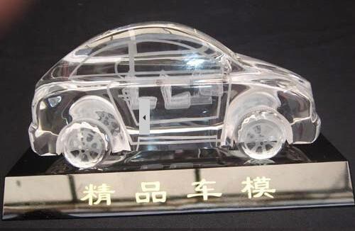 Crystal airplane model,Crystal car model,Crystal model 12