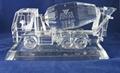 Crystal airplane model,Crystal car model,Crystal model 17