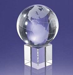 Crystal ball,lighting crystal ball,multi section crystal ball