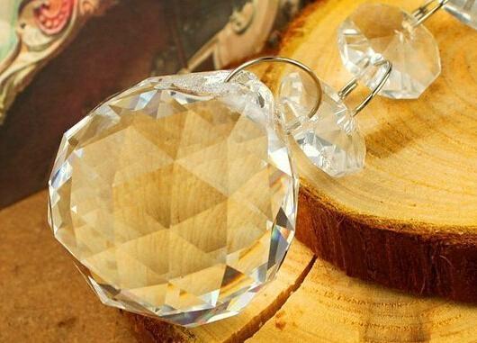 Crystal ball,lighting crystal ball,multi section crystal ball 4