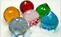 Crystal ball,lighting crystal ball,multi section crystal ball 6