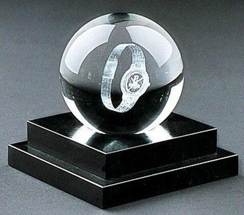 Crystal ball,lighting crystal ball,multi section crystal ball 8