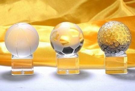 Crystal ball,lighting crystal ball,multi section crystal ball 9