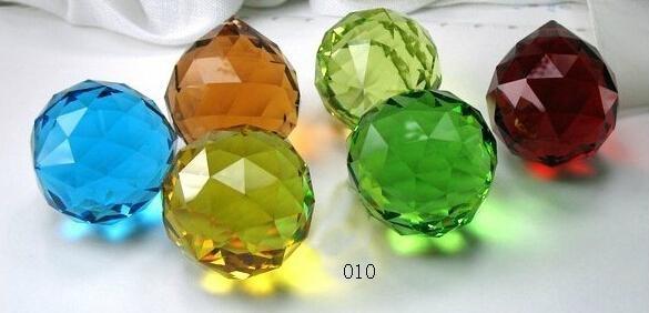 Crystal ball,lighting crystal ball,multi section crystal ball 10
