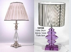 Crystal lamps,Crystal light,Crystal table lamp