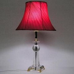 Crystal table lamp,Cryst