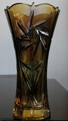 high quality glass vase,glassware,Craft vase