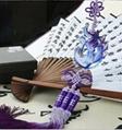 Coloured glaze,lazurite pendants,glass buddha 10