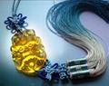 Coloured glaze,lazurite pendants,glass buddha 13