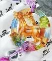 Coloured glaze,lazurite pendants,glass buddha 19