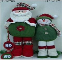 Christmas toys,fabric art,Christmas decorations