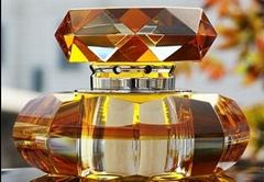 Crystal perfume bottles, glass perfume bottles,Automobile