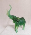 Glass cup, glass animal, glass ornaments 5