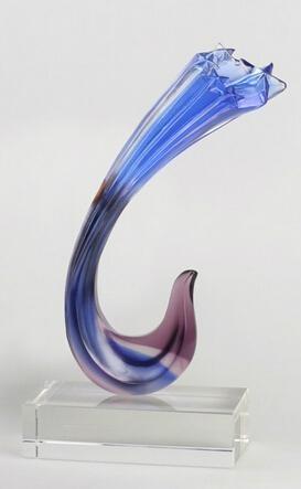 琉璃獎杯,琉璃動物,琉璃擺件 17