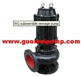 Submersible Pump 100wq100 1515 Guomei China