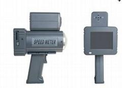 CS-12G型高带抓拍精度雷达测速仪取代CS-10