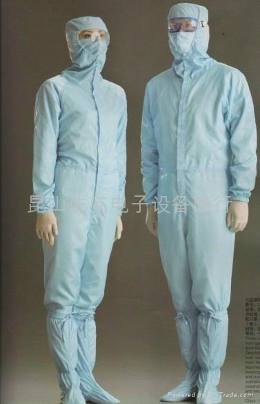 Anti-static clothing/Anti-static coveralls/Clean clothes  1