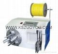 wire twisting tie machine