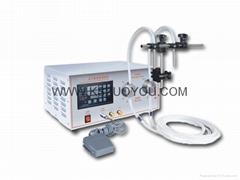 Magnetic Pump Bottle Liquid Filling machine LT-2