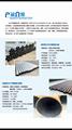 鋼襯不鏽鋼鍍鋅管用途 4