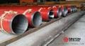 重慶DN400外塗塑內襯不鏽鋼復合管廠家價格 2