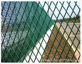 钢板网护栏网 1