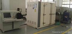 汽車空調系統組件高溫脈衝試驗台