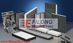 FC8010   FILONG CABIN FILTER  87139-06080