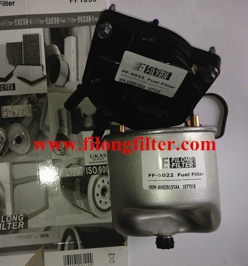 1677518   FN290   P11194  AV6Q9155AA  FILONG Filter FF-5022  FOR FORD