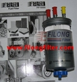 FILONG Manufactory FILONG Automotive Filters 2T149155BE 1342601  2T149155BC R6353430 KL511 H192WK WK829/7 FF-7007 FOR RENAULT