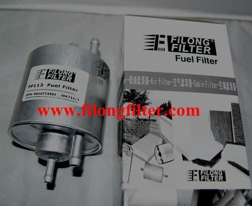 FILONG Manufactory FILONG Automotive Filters WK711/1   0024773801  0024773901  0024776501  FILONG Filter  FF-113 FOR BENZ