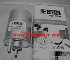 WK720  KL82  0024773001  0024773101  0024776401 FILONG Filter FF-102 For BENZ