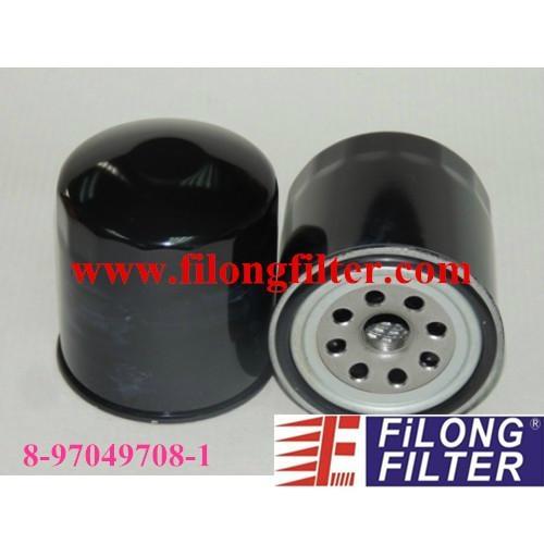 FILONG Manufactory FILONG Automotive Filters FO308,8-97049708-1,8970497081