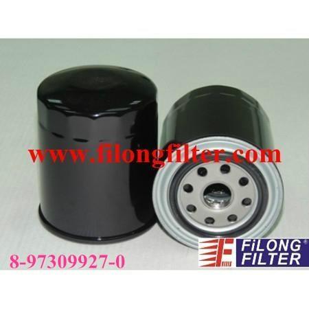 FILONG Manufactory FILONG Automotive Filters FO309,8-97309927-0,8973099270