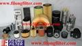 WK612/5 KL182 25121548 25121655  2108-2109-99 FILONG Filter FF-802