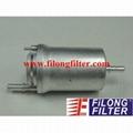 FILONG Manufactory FILONG Automotive Filters WK59x  KL176/6D  6Q0201511 FILONG Filter FF-1007 for VW