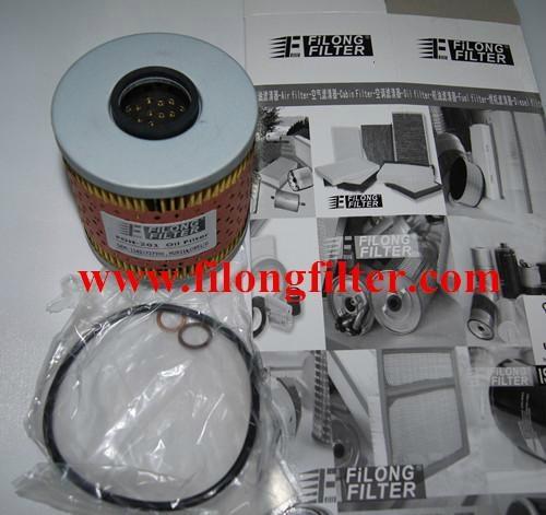 HU921X OX91D 11421709514 11421709865 E88HD24 FILONG Filter FOH-201 for BMW