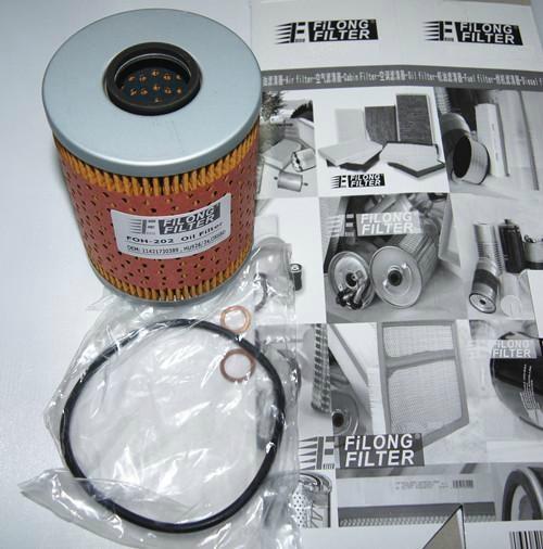 HU926/3X OX68D E110HD24 FILONG Filter FOH-202 for BMW