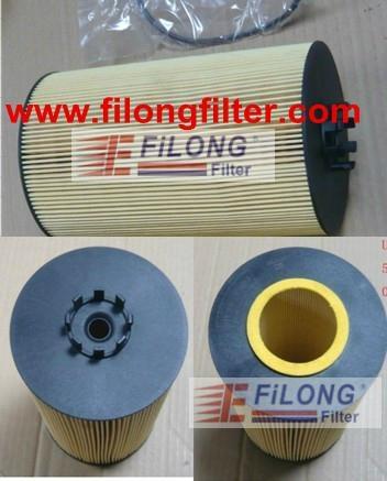 HU13125X OX425D  51055040107  51.05504-0108 FILONG Filter FOH-118 for BENZ